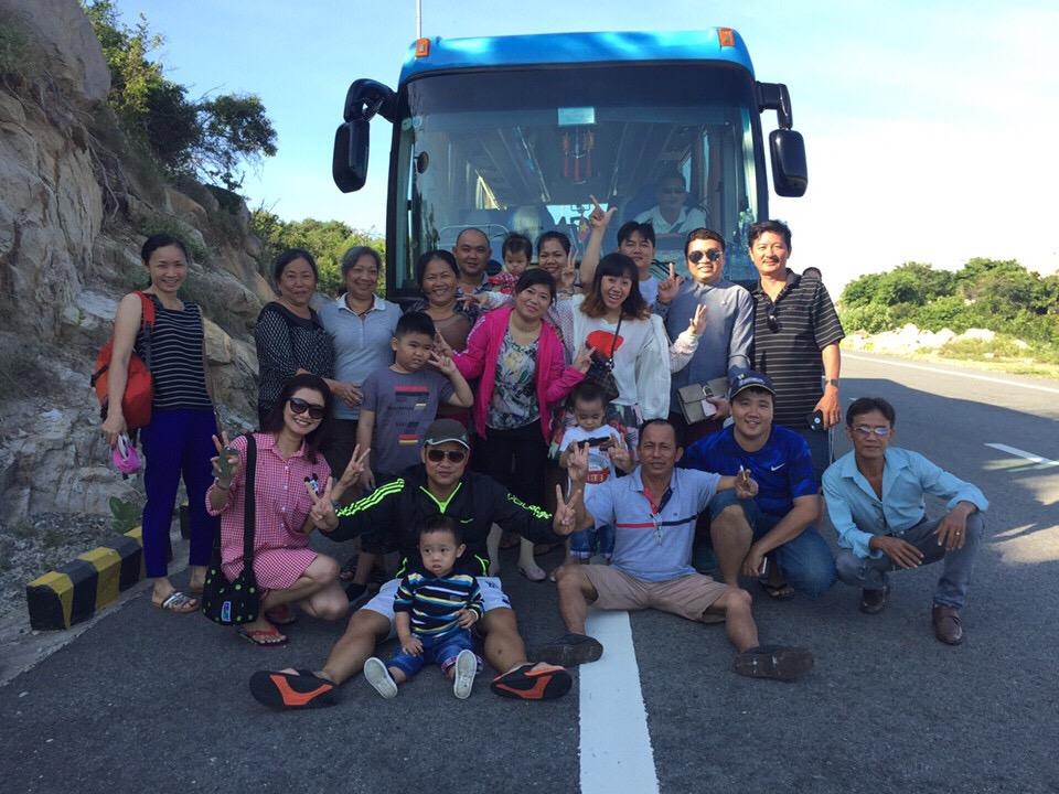 Thuê xe 29 chỗ tại quận 2 trên một hành trình đi Phan Thiết Mũi Né Phan Rang