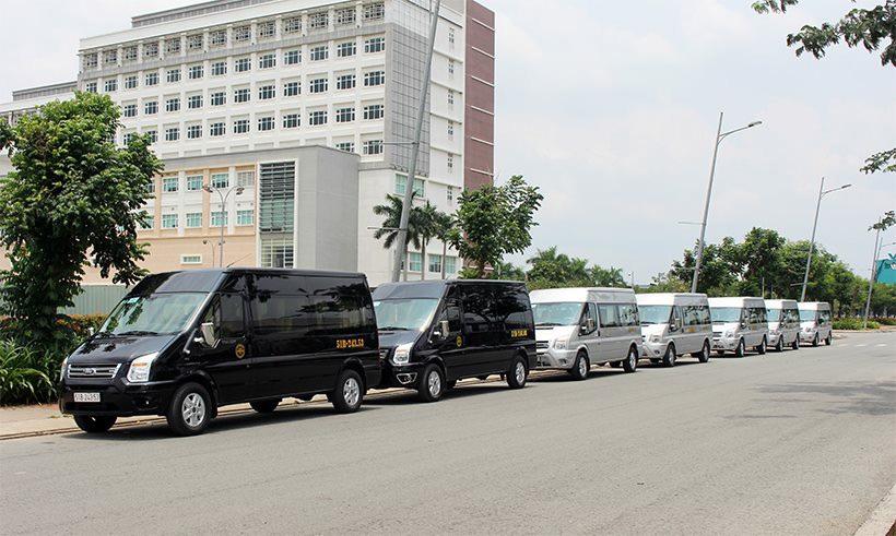 Thuê xe 16 chỗ tại quận 2 đi Vũng Tàu