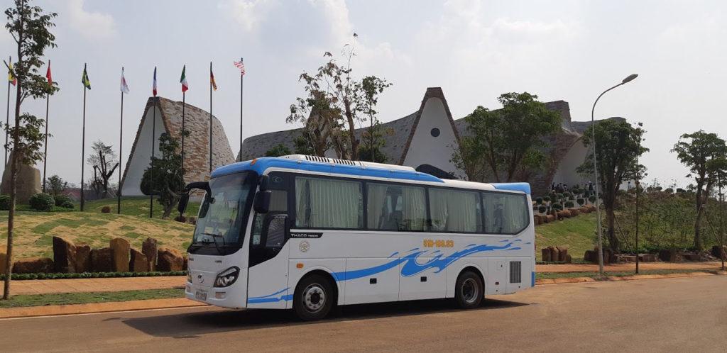 xe Phi Loan tại Buôn Mê Thuộc