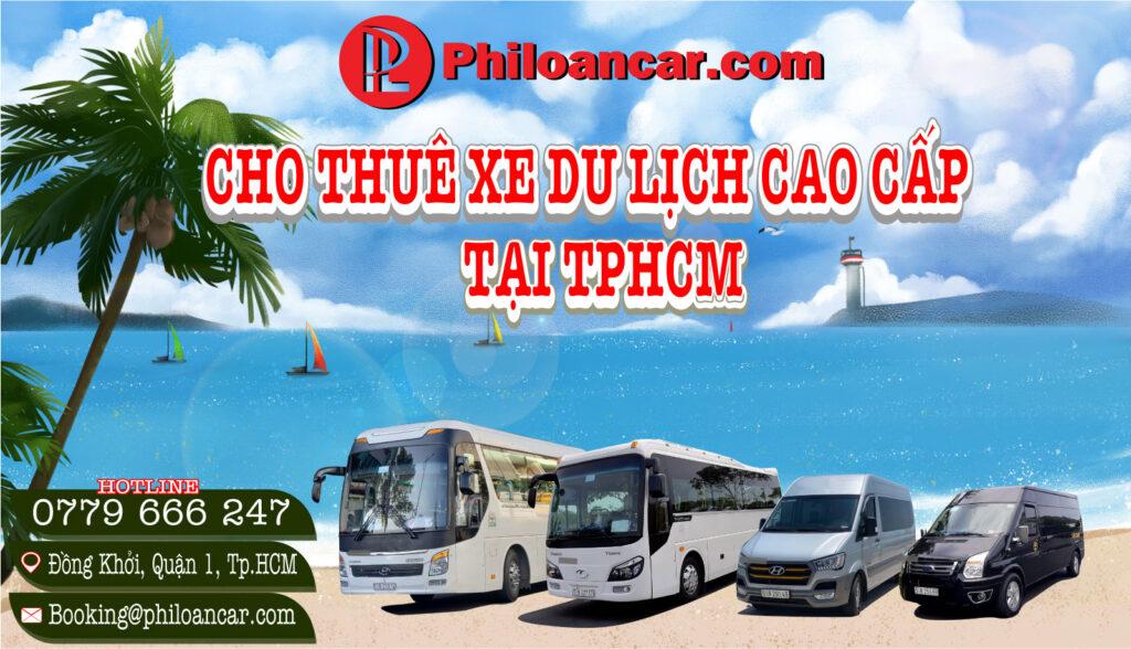 Phi Loan Car - công ty cho thuê xe du lịch đời mới cao cấp tại TPHCM