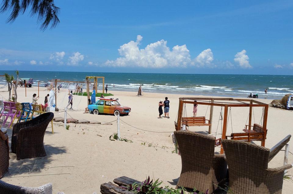Thuê xe 29 chỗ tại quận 3 đi Coco Beach Bình Thuận
