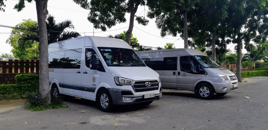 Thuê xe 16 chỗ đi Phan Rang - Ninh Chữ Ngày Tết