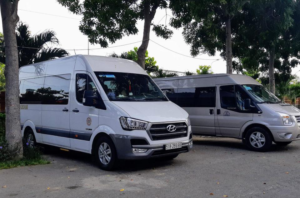 Thuê xe 16 chỗ đi Đà Lạt tại TPHCM