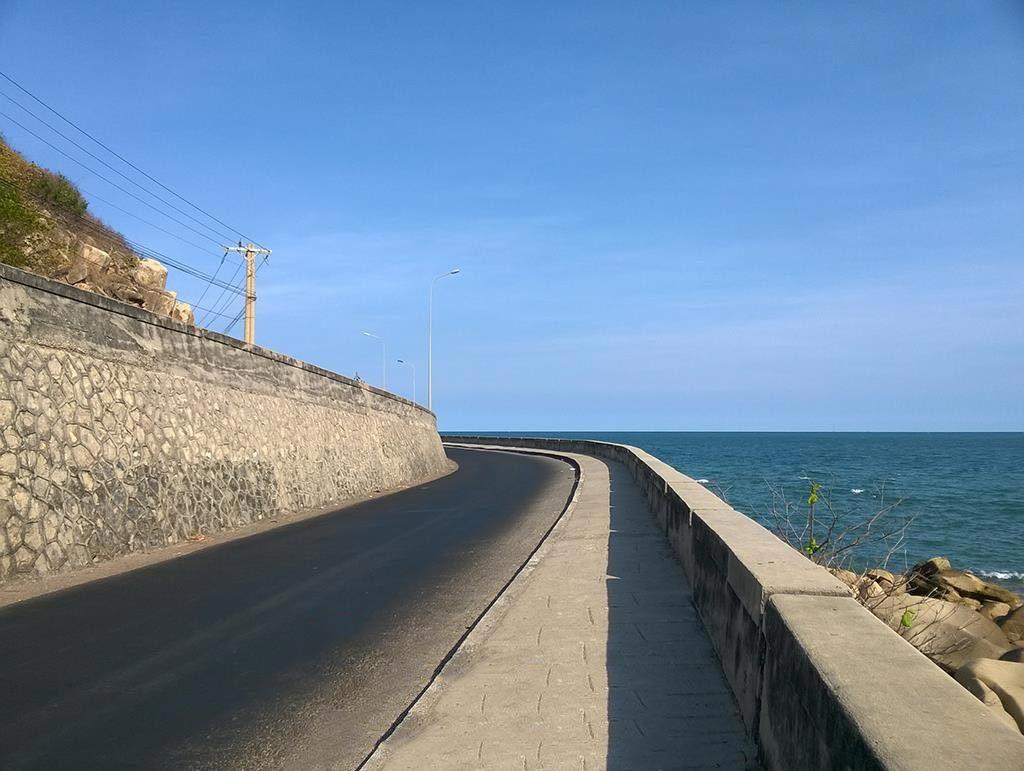 Khu vực đèo nước ngọt Long Hải (internet)
