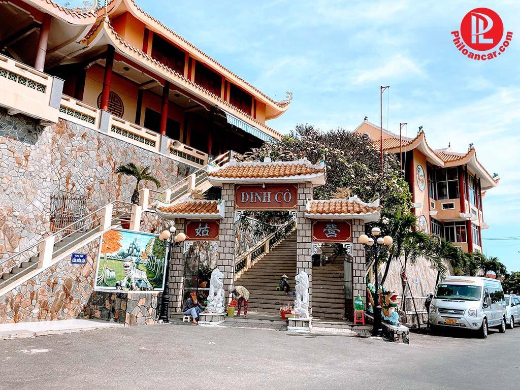 Dinh Cô - Long Hải