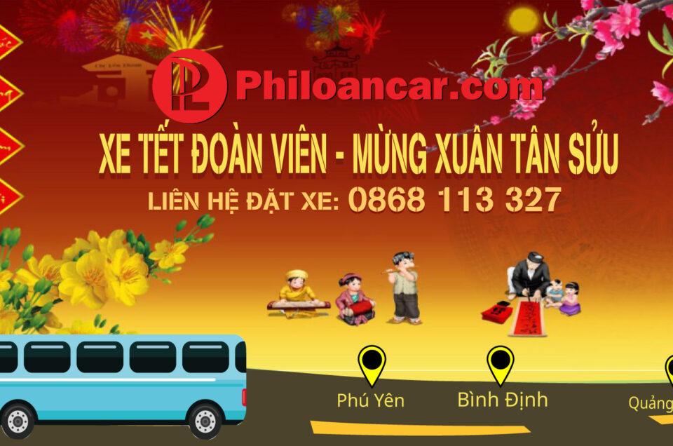 Thuê xe du lịch về quê ăn Tết Nguyên Đán Tân Sửu 2021