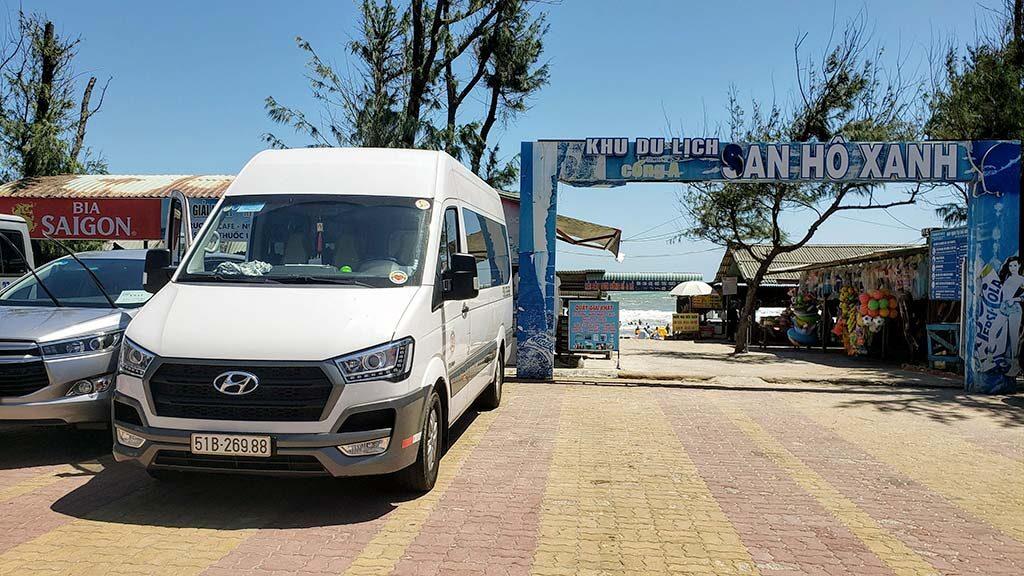 Thuê xe 16 chỗ từ TPHCM đi Vũng Tàu ngày Tết
