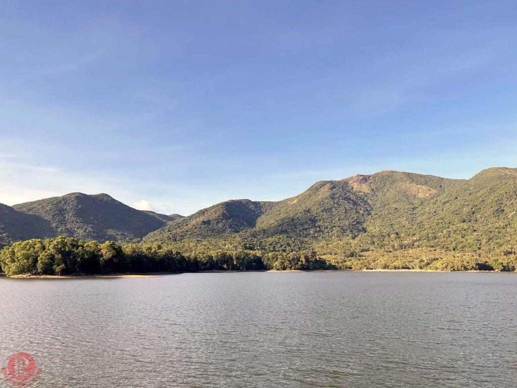 Toàn cảnh Hồ Suối Chay, Cát Trinh, Phù Cát, tỉnh Bình Định