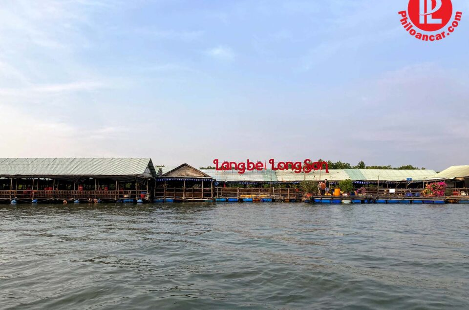 Check in Cuối tuần – Làng bè Long Sơn